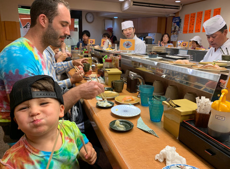 What to do in Japan with kids