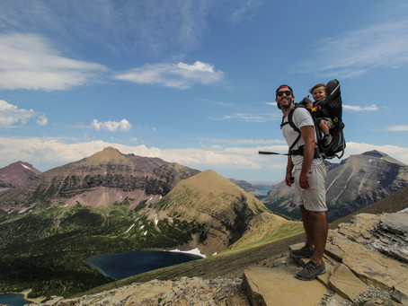 6 TIPS FOR HIKING WITH A BABY