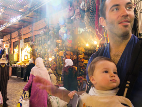 8 REASONS TRAVEL TO MOROCCO WITH A BABY