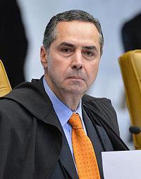 Ministro Luis Roberto Barroso