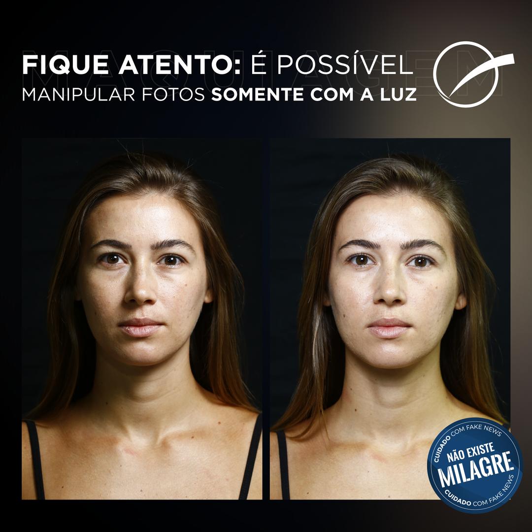 Fique atento: é possível manipular fotos somente com a luz