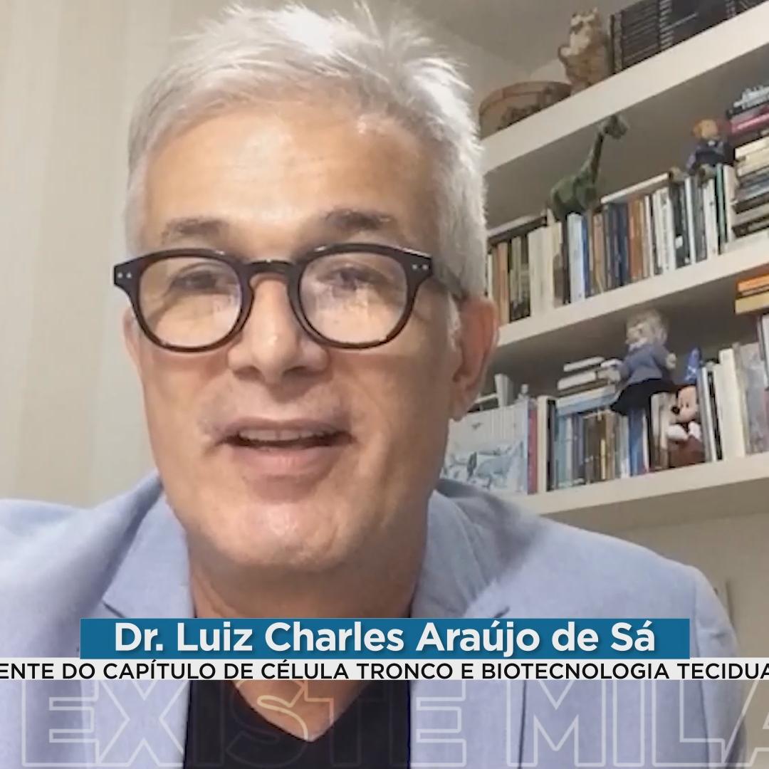 Regente Luiz Charles fala sobre Célula tronco