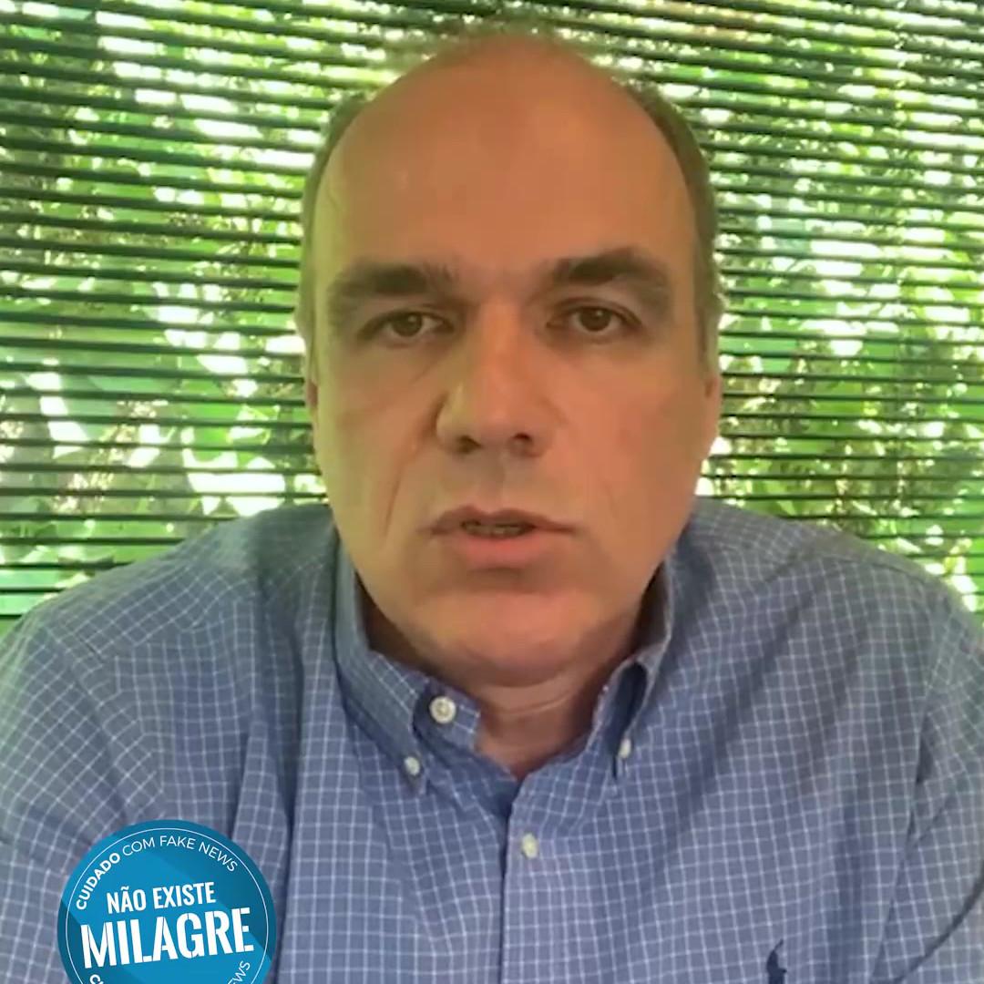 Abertura da campanha - Presidente Dr. Denis Calazans