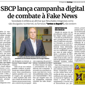 O Imparcial - SBCP lança campanha digital de combate à Fake News