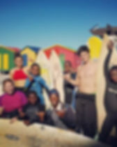 This is our ubuntu surf team