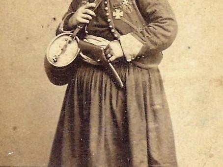 "Heroine of Gettysburg, Fearless French Mary Was ""Worth A Dozen Men."""