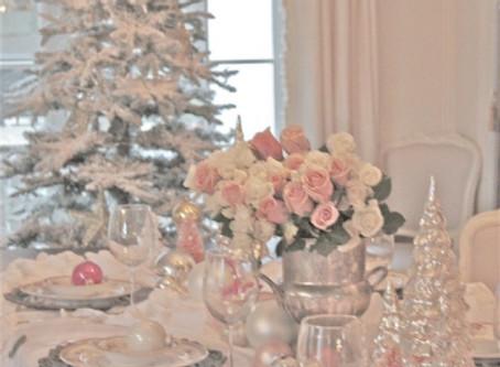 Pastel Christmas Wedding Inspiration