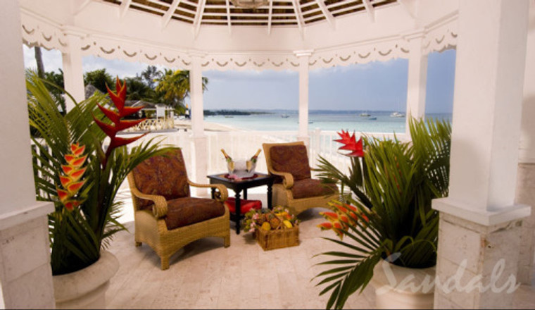 Sandals Negril Goes Green