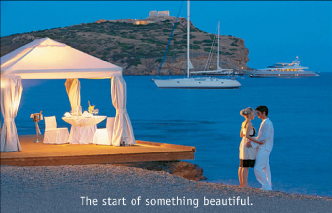 Santorini Perfect Wedding Isle!