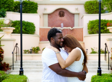 Ritz Carlton St Thomas ~ Intimate Wedding Perfection