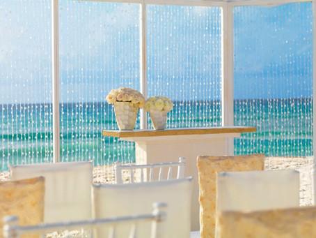 Pearl Shimmer Wedding Package at Palace Resorts