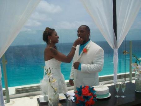 Easy Breezy Attitude = Wedding Perfection