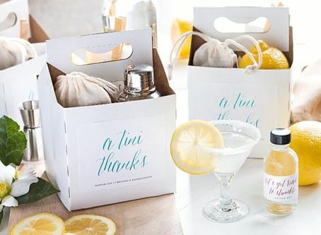 Tini Thanks, Bridal Party, Martini Kit