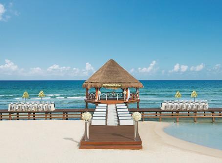 Secrets Silversands Introduces a New Beach Gazebo