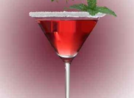 Signature Cocktail ~ Mistletoe