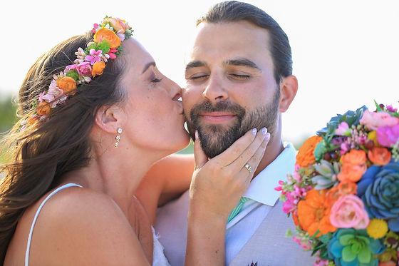 Boho Beach Chic Destination Wedding