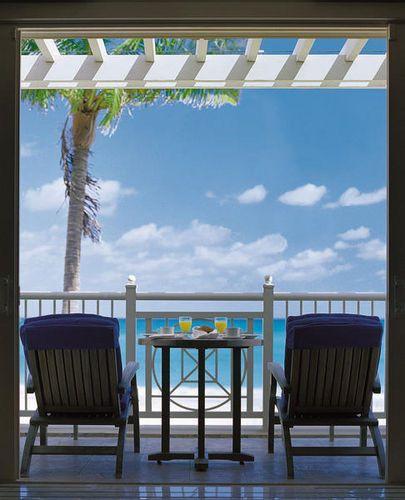 All Suites Boast Ocean Views