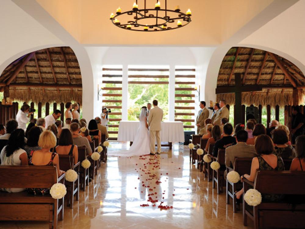 Valentin Resort, Riviera Mayas Only Roman Catholic Chapel
