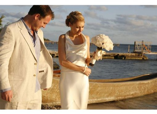 Isla Mujeres Easy Elegance For Destination Wedding