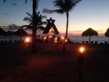 The Sun Rises ~ Dreams Puerto Aventuras