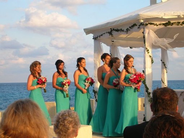 Perfect Setting for a Wedding Dreams Cancun