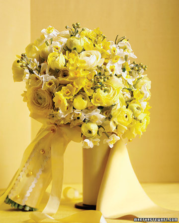 Lemon Inspired Bouquet