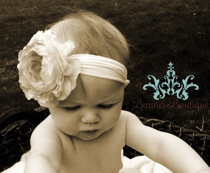 Banner Boutique Design Perfect For Your Flower Girl