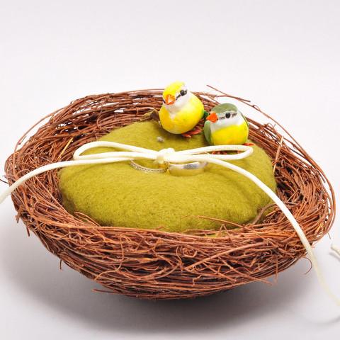 Unique Nest For Rings
