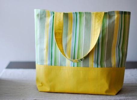 DIY Welcome Tote Bag