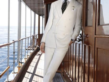Anchors Away ~ Elegant Ideas for Nautical Weddings