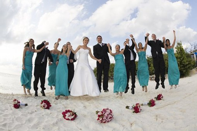 Love the Gowns and Tuxedos