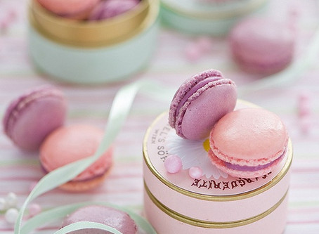 Macaron Welcome Gifts for Guests