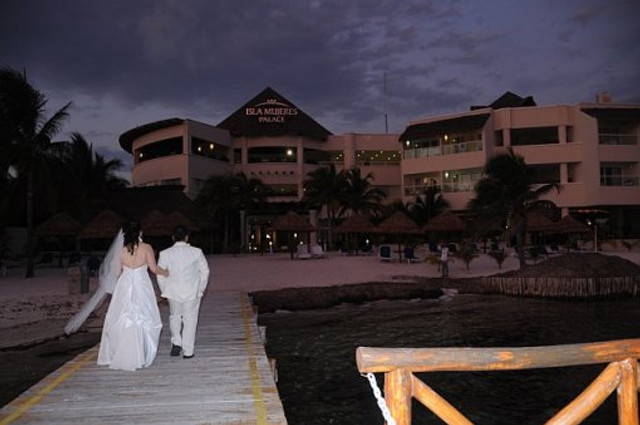 Wedding Perfection at Isla Mujeres Palace
