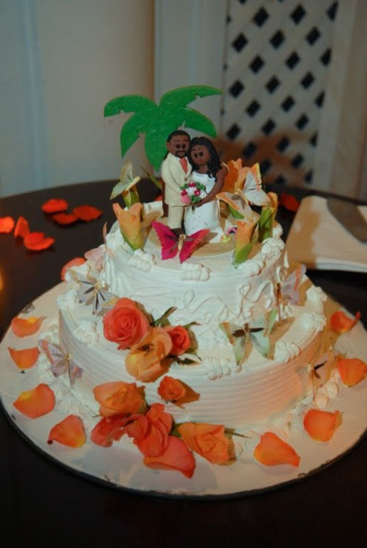 Fab Cake Topper