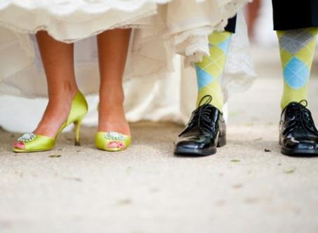 Tuesday Destination Wedding Shoesday ~