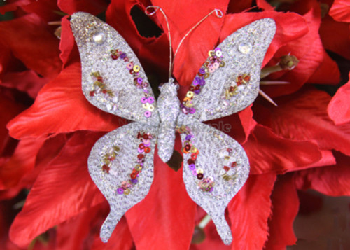 Metallic Butterflies