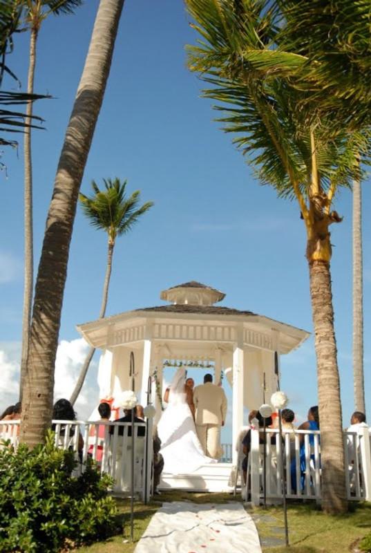 Wedding Gazebo Paradisus Punta Cana