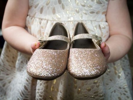 Tuesday ~ Destination Wedding Shoesday