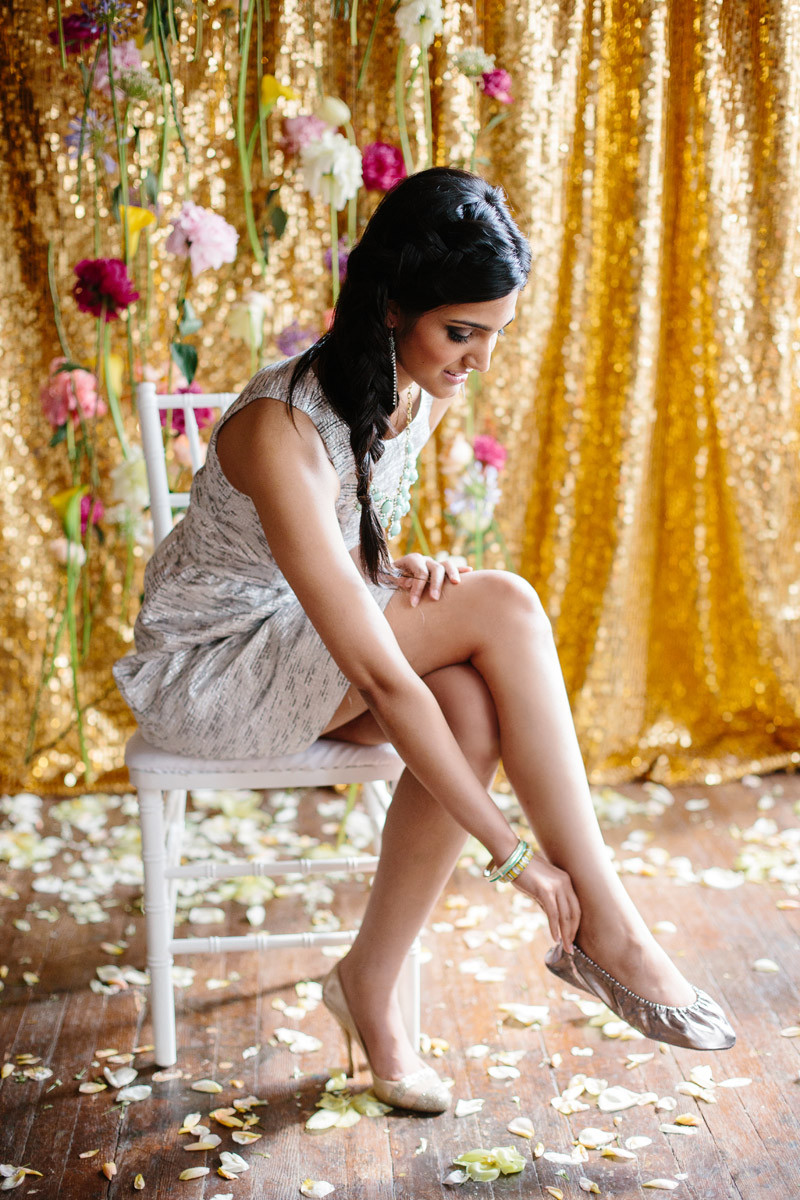 Rescue Flats | rescueflats.com | Luxury Dancing Slipper Wedding Favors | Foldable Ballet Flats