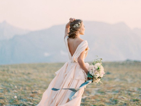 Romantic Blush Wedding Inspiration