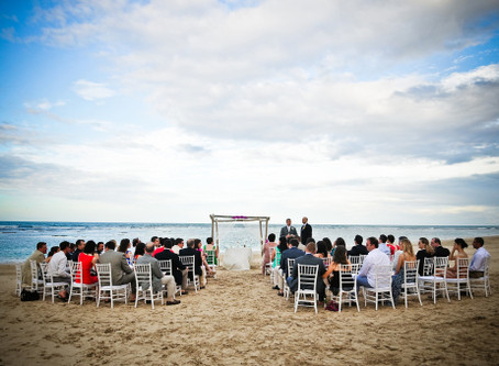 Destination Wedding Perfection at Zoetry Agua in Punta Cana