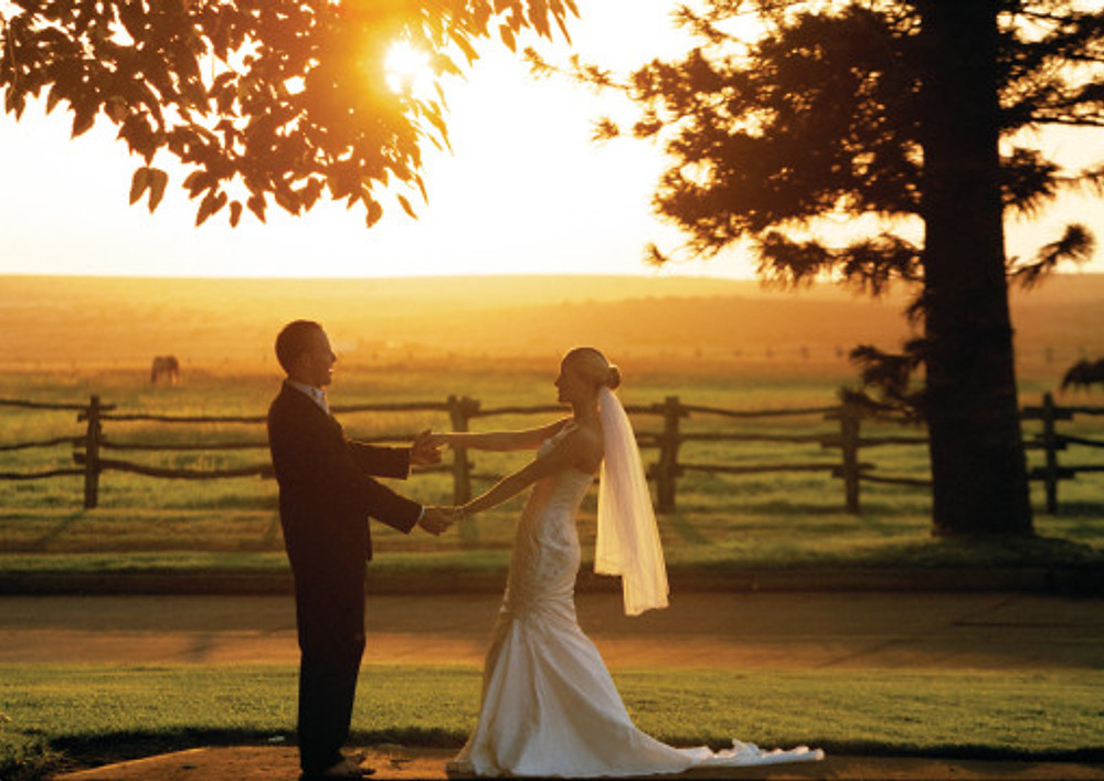 Beautiful locations for your wedding abound