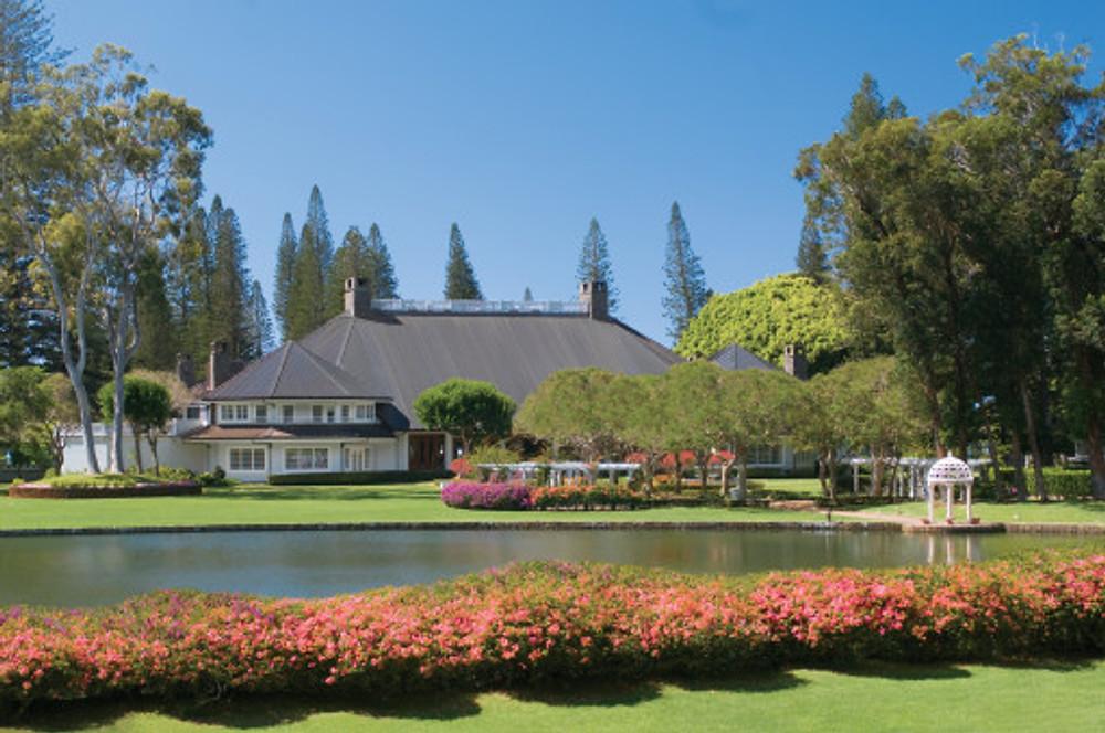 Imagine Your Wedding at Four Seasons Lodge at Koele