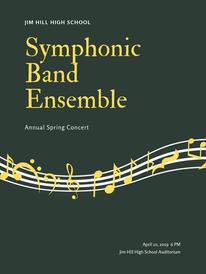 2018-2019 Symphonic Band