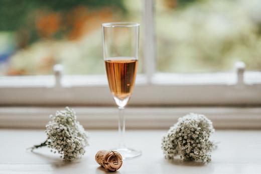 Wedding Morning Drink