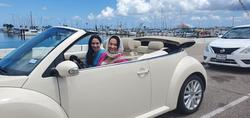 Amanda Franklin (left) and Brenda Garza (right)