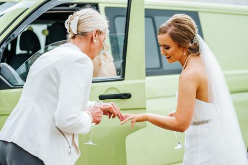 Compairing wedding rings