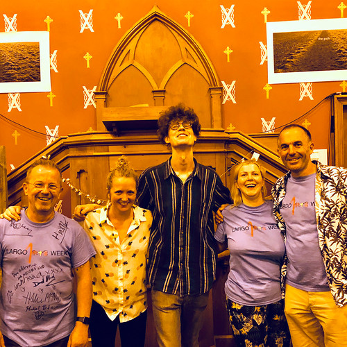 Dougi, Hollie, Michael, Nicola, Andrew