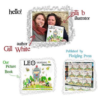 Gill & Gillian Leo & the Lightning Dragons
