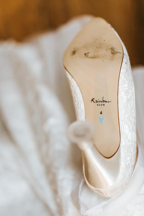 Wedding Detail, Something Blue
